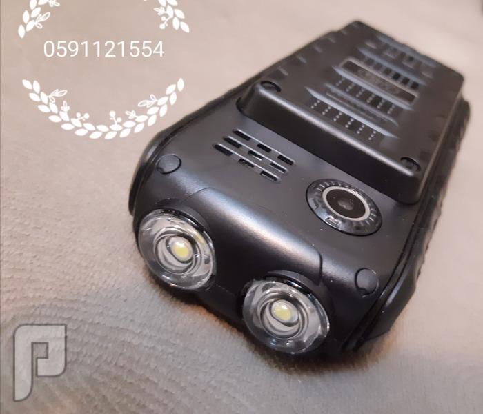 جوال لاندروفر LAND ROVER A7 بطارية 16000 امبير وكشاف LED وصوت استريو