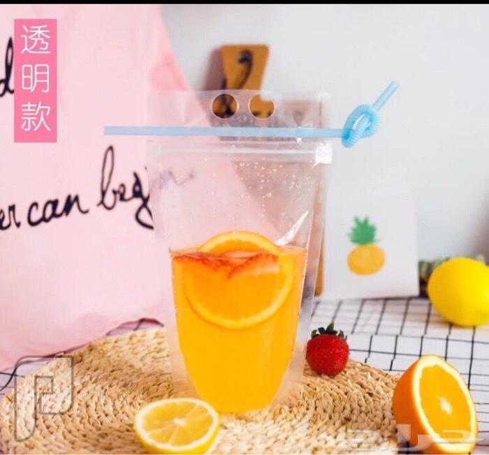 اكياس العصير