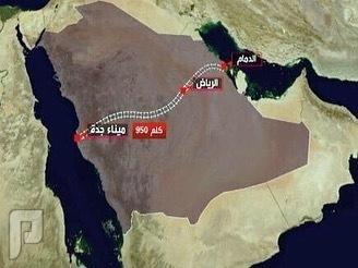 قطار يربط الخليج بالبحر الاحمر
