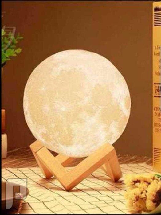 ابجورة السحريه القمر المضيئ