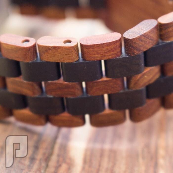 ساعات خشبية فاخرة (الكمية محدودة)