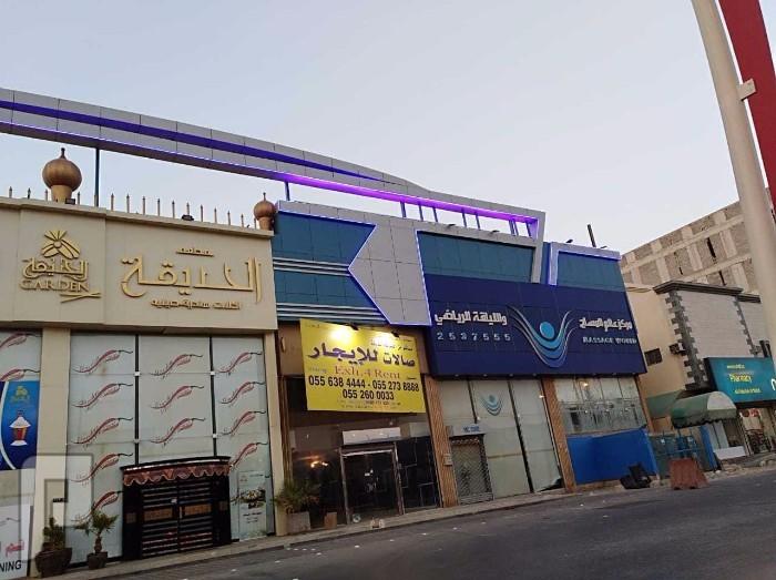 معارض وصالات تجارية للإيجار بمواقع حية بطريق الملك فهد وطريق الملك عبدالله