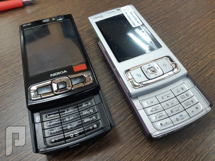 جوال نوكيا ان Nokia N95 المطور والعادي مستعمل