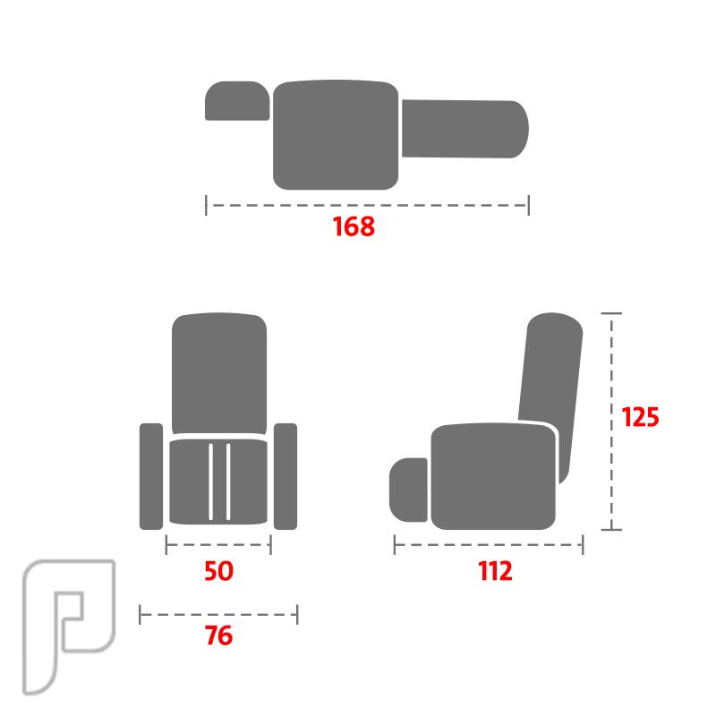 كرسي مساج وتدليك مع الأيدي من باك كمفورت IR10033