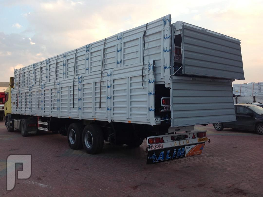 الفئة العربات نصف المقطورة شاحنة 13600