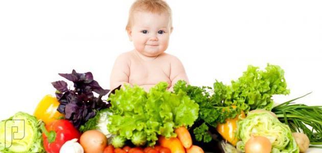 أغذية تساعد علي نمو الطفل طبيعياًً