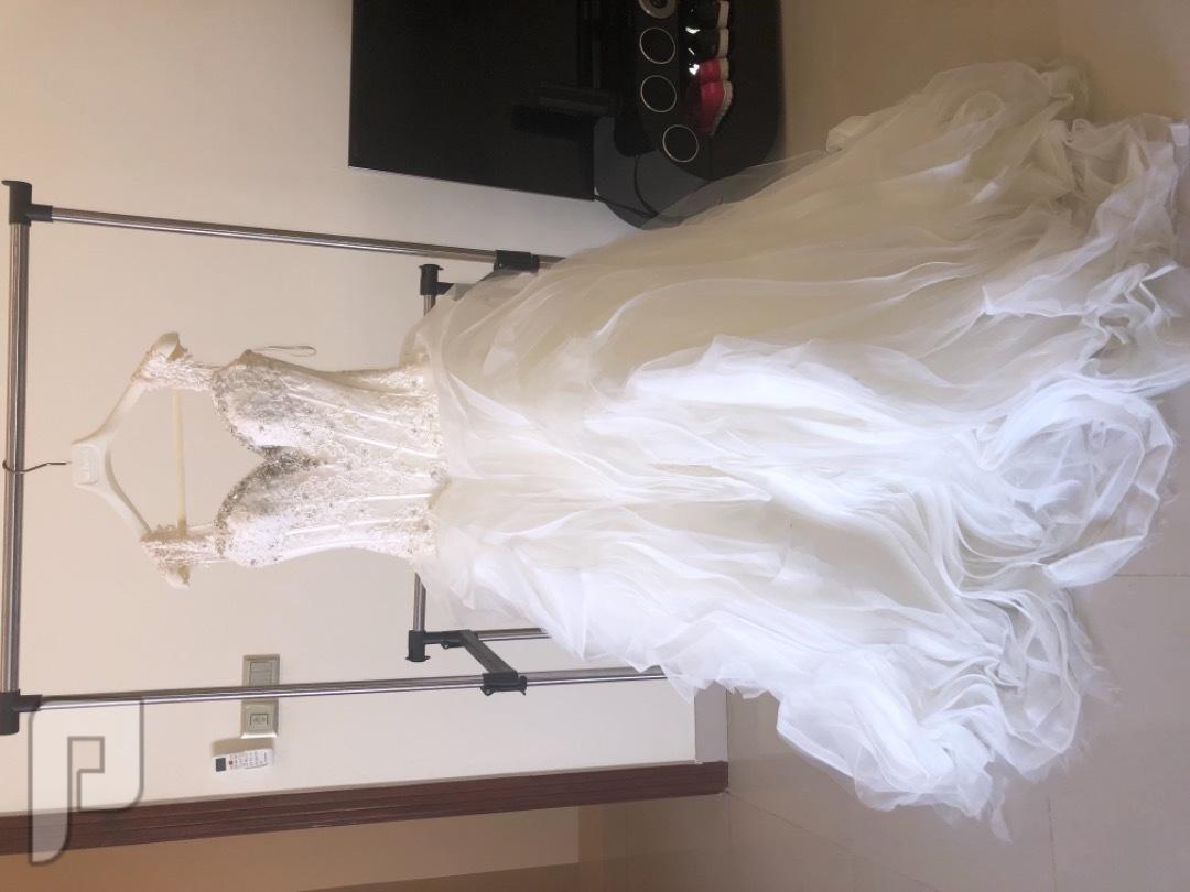 فستان زفاف تصميم أسباني راقي جداً