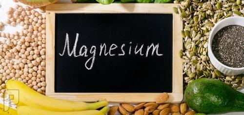 المغنسيوم , مهم جدا لصحتك .