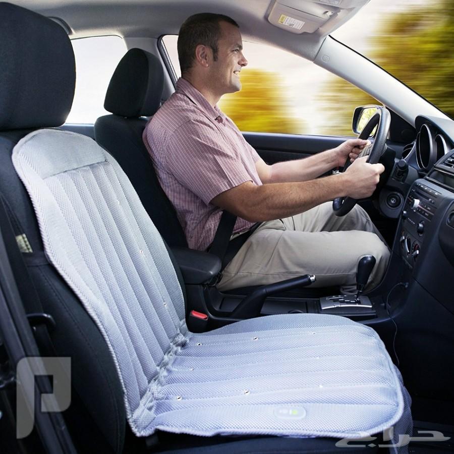 كرسي تبريد مقاعد السيارة لراحتك طوال الطريق