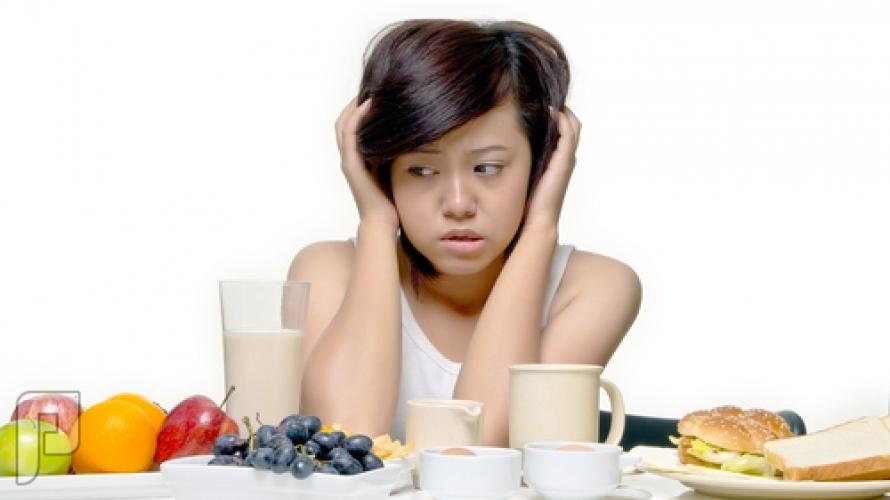 هل يوجد علاقة بين الطعام والحالة النفسية؟