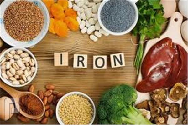 كبسولات الحديد لزيادة النشاط والحيويه.