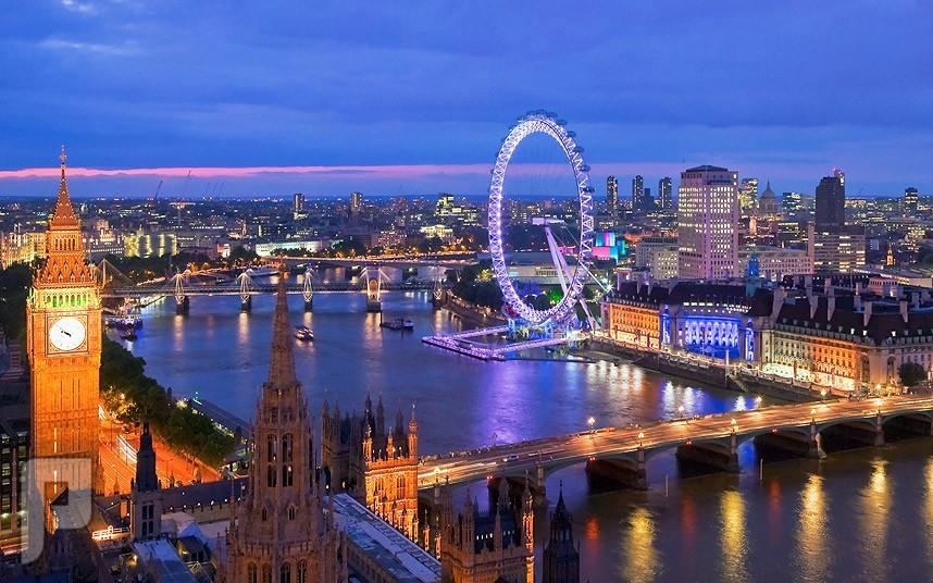 لندن...ادارة وتأجير العقارات