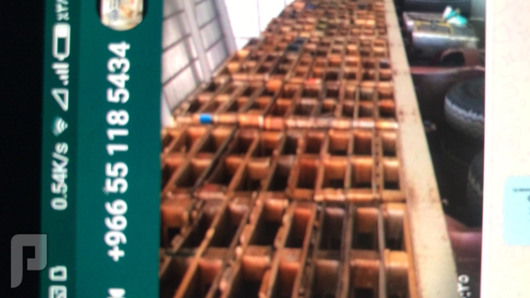 مطلوب كميات كبيره من الخشب السكراب او الطبليات