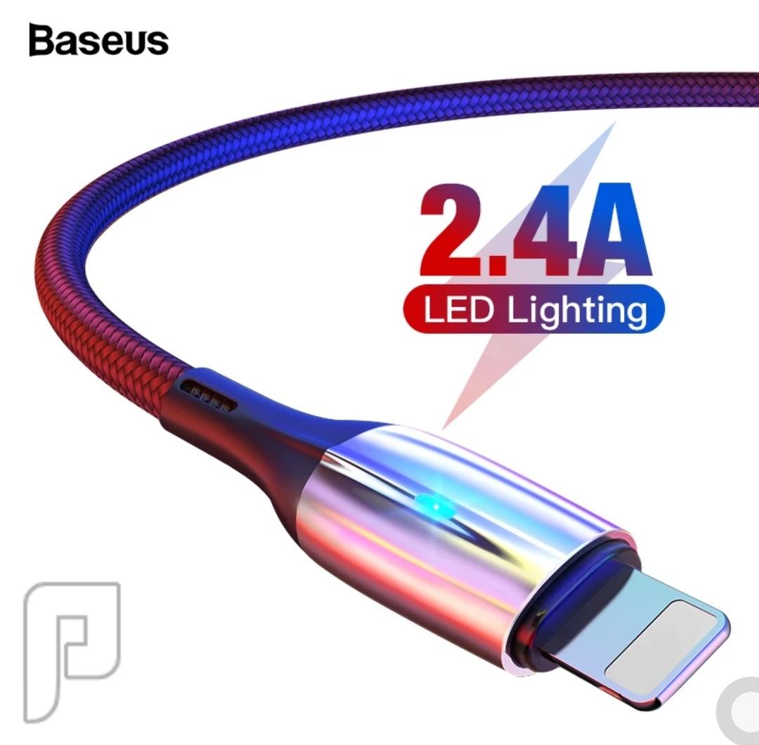 كيبل شحن آيفون نوع باسيوس Baseus