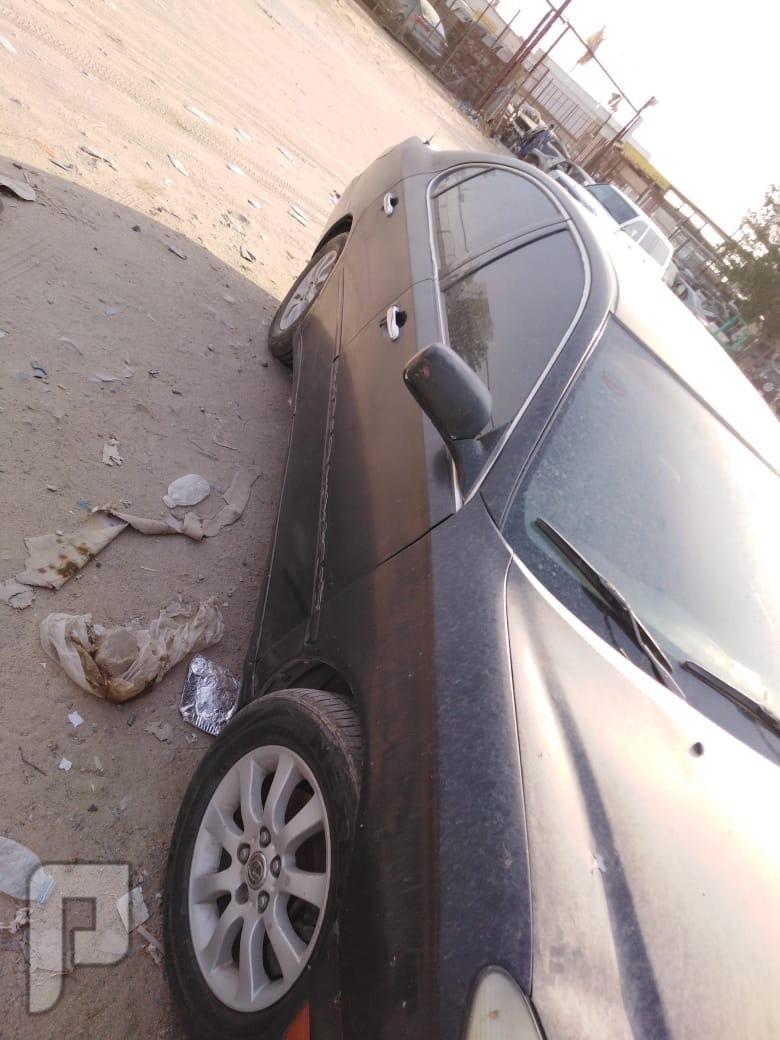تشليح بن راشد لقطع غيار لكزس المستعملهEs2004