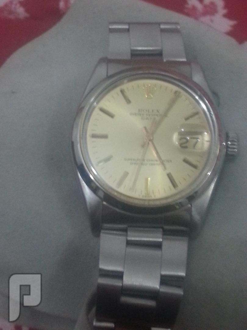 ساعة رولكس قديم
