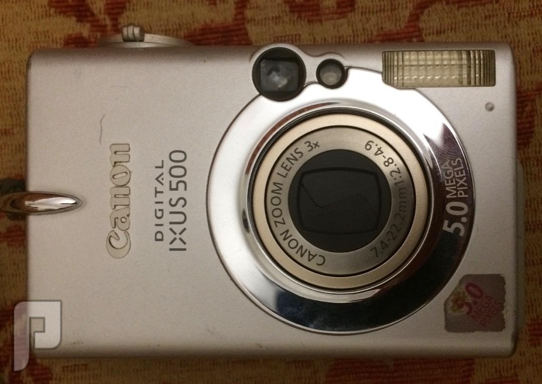 كاميرا ديجتال كانون