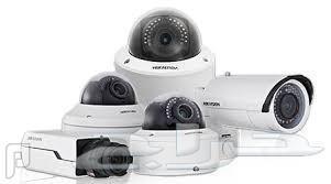 كاميرات مراقبة 5 ميجا وشهادة للبلدية 1700ريال