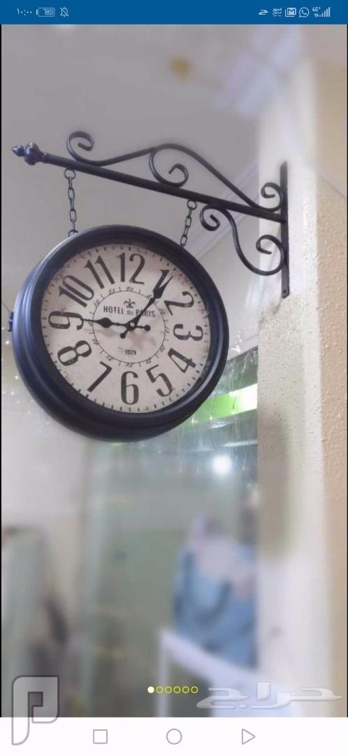 ساعة حائط جانبية كلاسيك 165