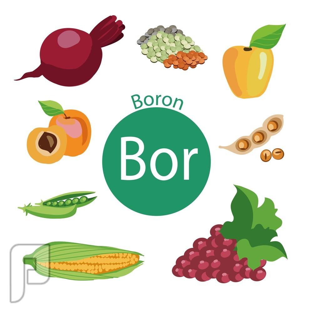 كبسولات معدن البورون لتخفيف التهاب المفاصل.