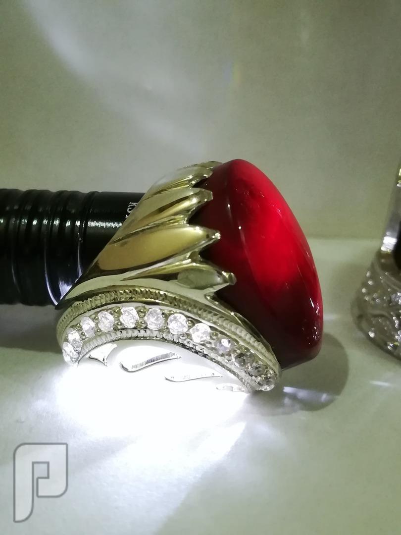 خاتم عقيق افريقي راهي ملكي ملكي تم البيع ولله الحمد