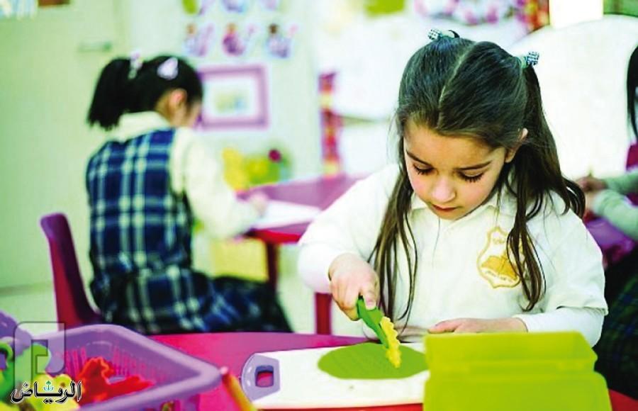 59 مدرسة للطفولة المبكرة بالشرقية