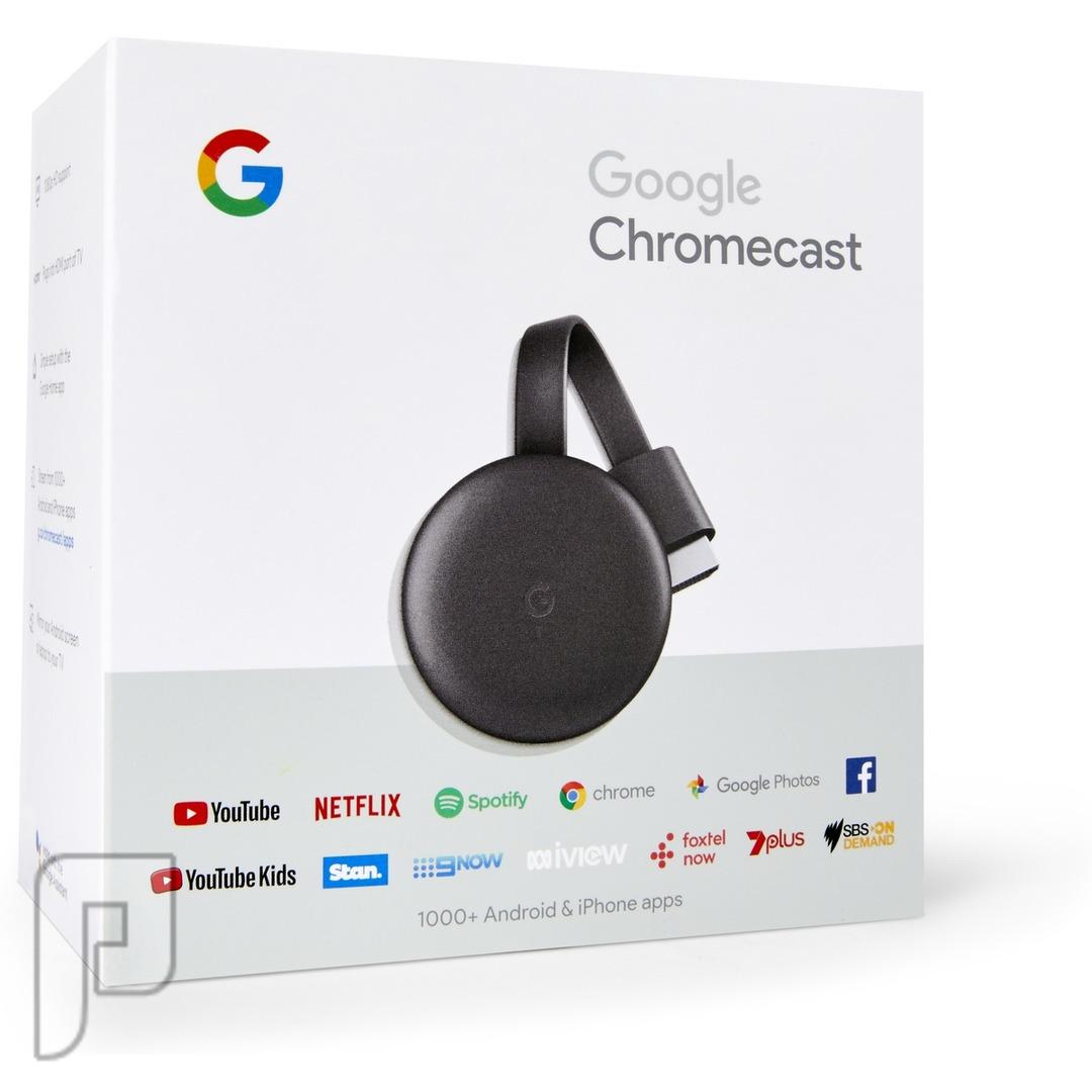 كروم كاست الاصدار 3 Chromecast مستعمل
