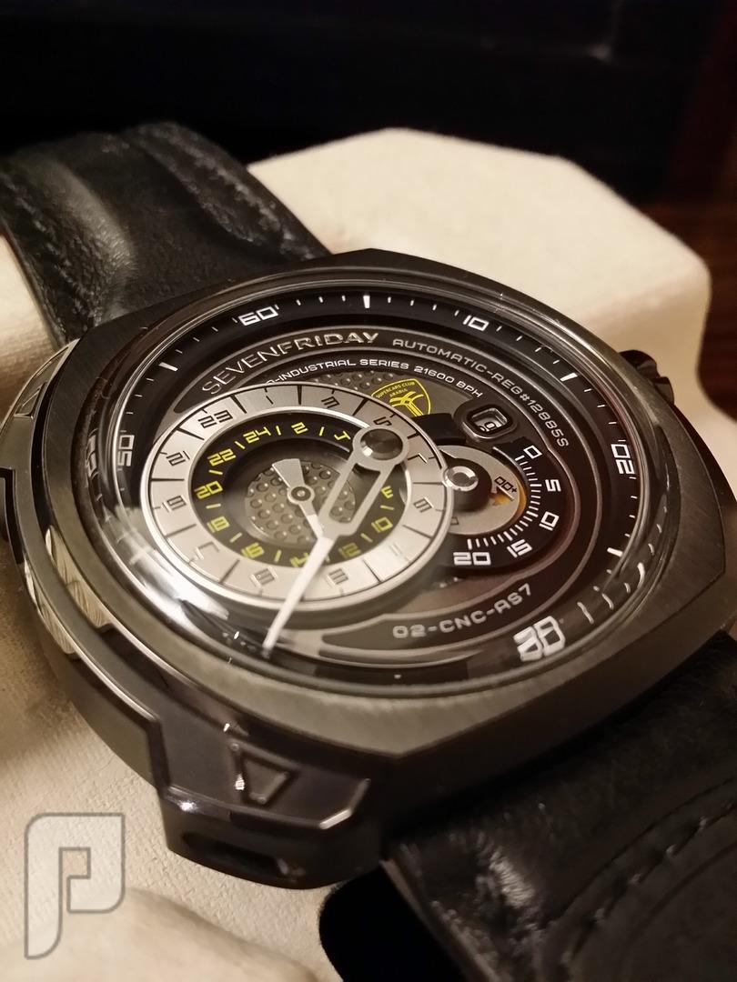 للبيع ساعة سفن فرايدي اصلية Sevenfriday watch اصدار محدود