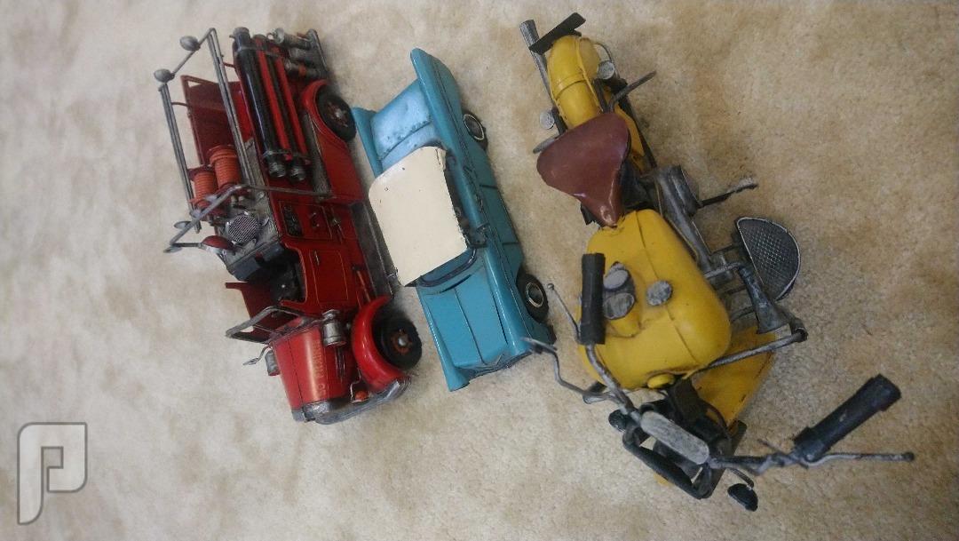مجسمات وسائل نقل للبيع