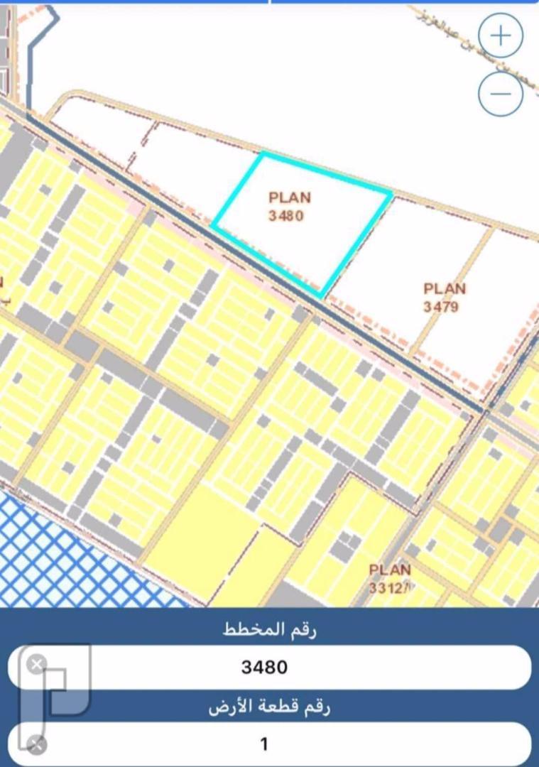 أرض شمال الرياض حي الخير مساحتها 600 الف متر للبيع