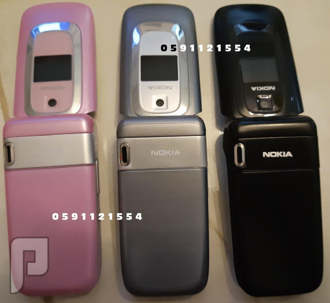 جوال نوكيا Nokia 6085 - جوال نوكيا قلاب - جديد