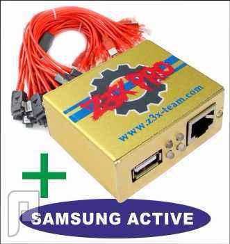 جهاز Z3x بوكس لبرمجة جوالات سامسونج إصلاح البرمجة فك قفل حماية جوجل