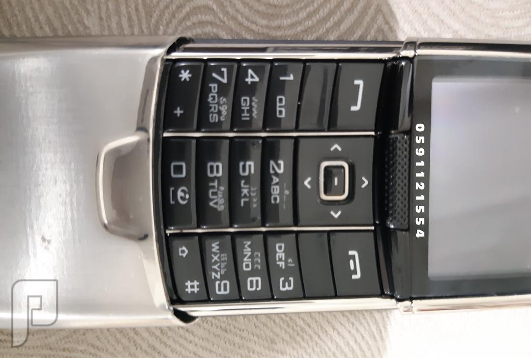 جوال نوكيا Nokia 8800 كلاسيك أصلي أو الفولاذ