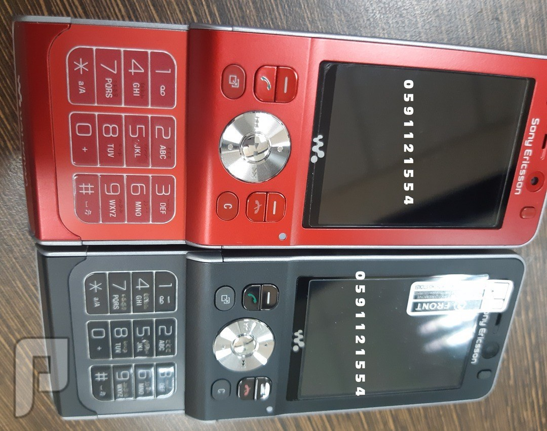 جوال سوني اريكسون Sony Ericsson W910i سحاب - جديد