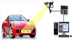 بوابات دخول السيارات بالكاميرا