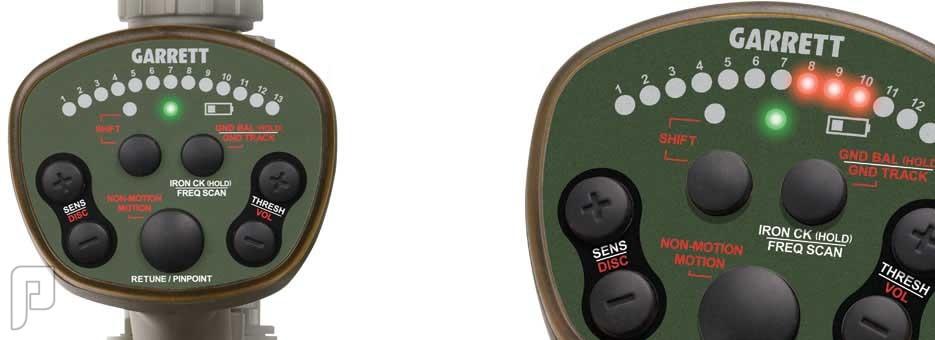 Garrett ATX جهاز الكشف والتنقيب عن الذهب والكنوز