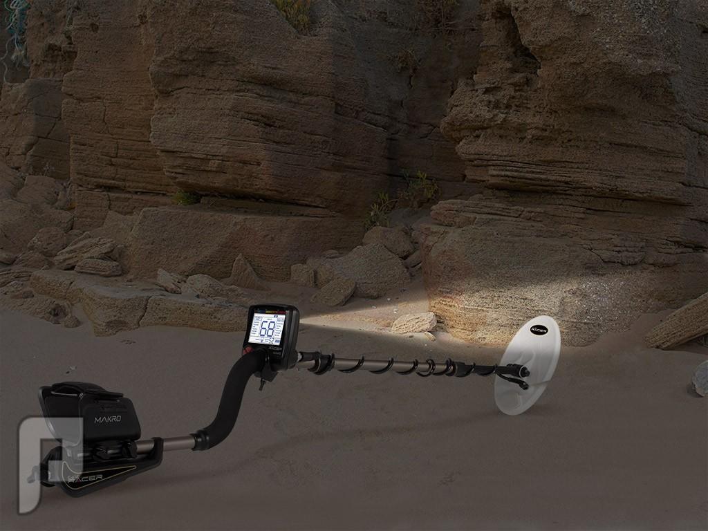Gold Racer جهاز التنقيب عن الذهب تحت الأرض والماء