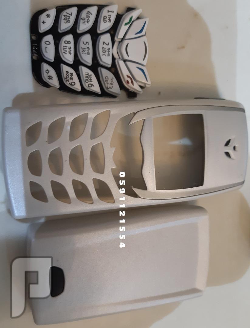 اكسسوارات جوال نوكيا النورس 6510 (كفر مع لوحة مفاتيح /  شاحن / بطارية)