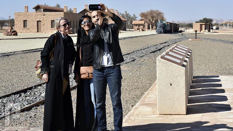 سياح الى السعودية بتأشيرة شنغن