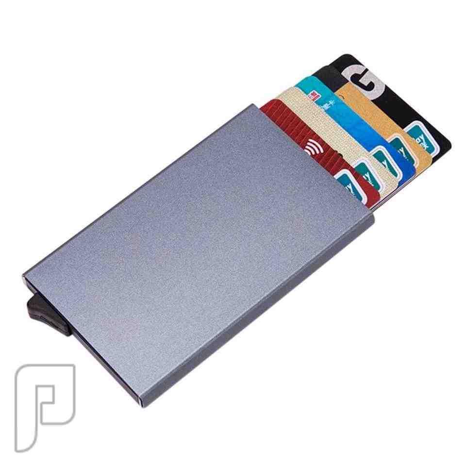 محفظة بطاقات ،متوفر تشكيله متونعه حسب الطلب
