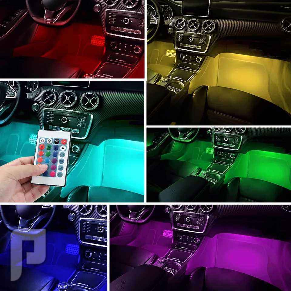 عرض خاص ، اضاءة داخلية للسيارة باقل سعر