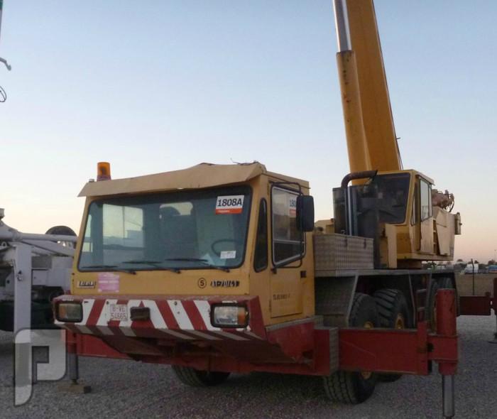 IT#1808A-1992 LUNA AT 7041 70 Ton All Terrain Crane