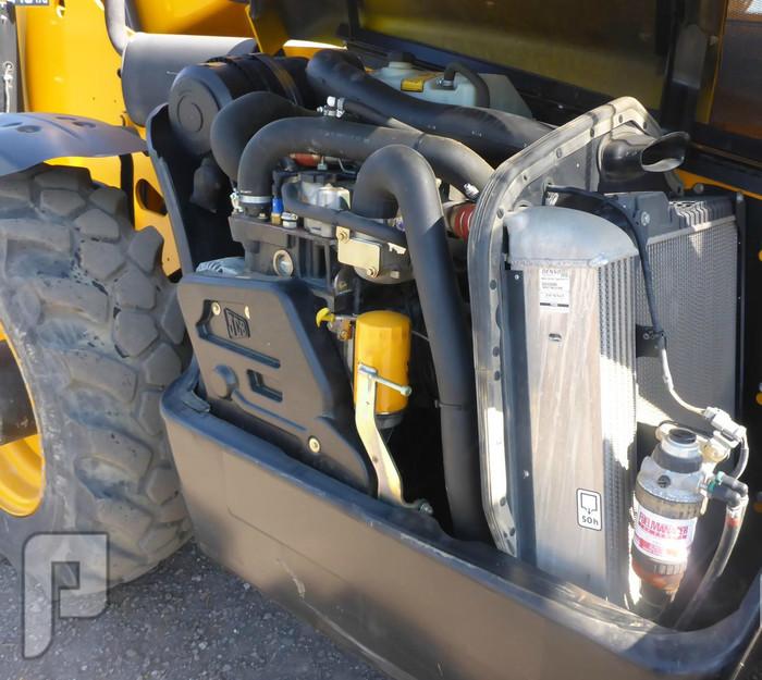 IT#70 -2011  JCB 540-170 4x4x4 Telescopic Forklift