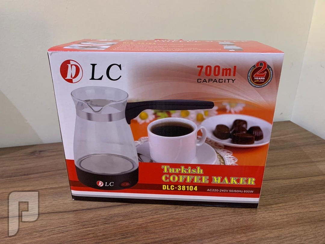 صانعة القهوة التركي ضمان سنتين