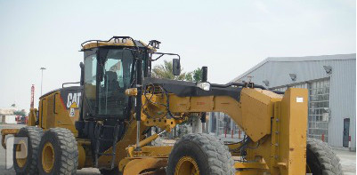 IT#156 -2012 CAT 14M GRADER