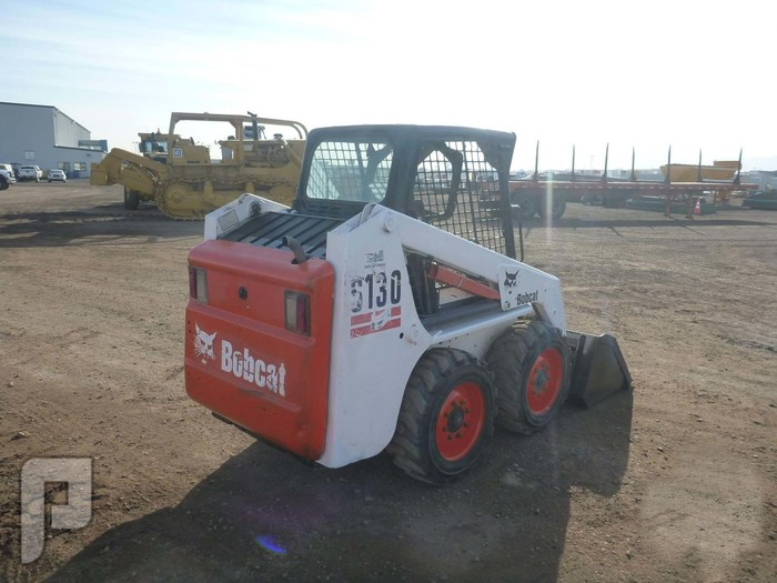 IT# 26A 2005 BOBCAT S130 High Flow Skid Steer Loader AM