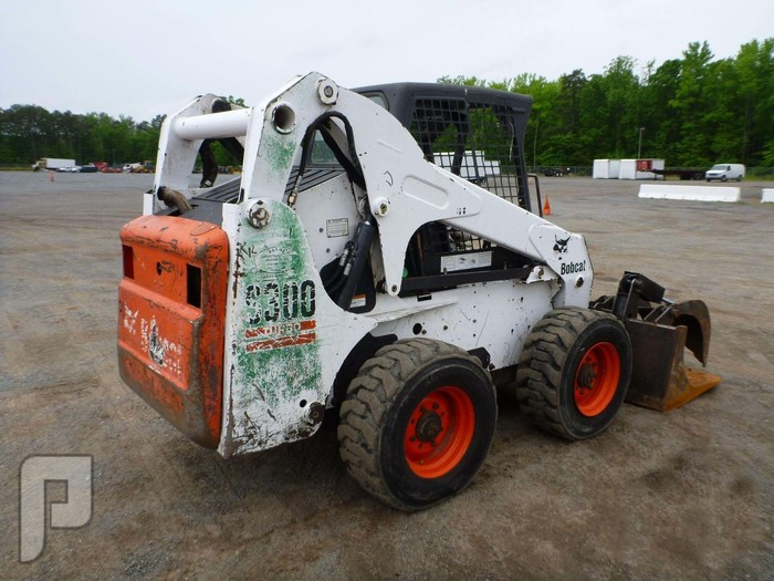IT# 28-2005 BOBCAT S300 HI FLOW SKID LOADER AM