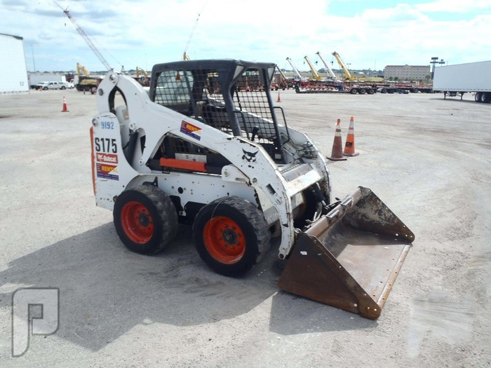 IT# 50-2011 BOBCAT S175 Two Speed Skid Steer Loader AM