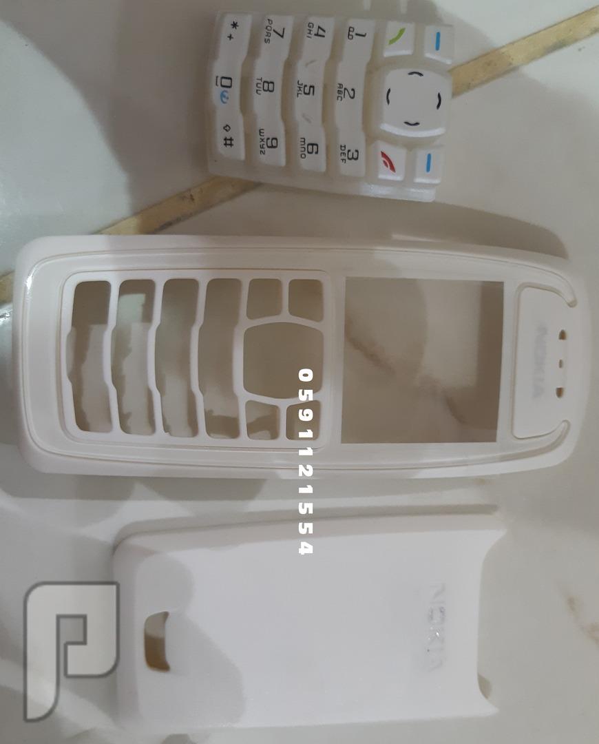 اكسسوارات جوال نوكيا 3100 العنيد7 (كفر مع لوحة مفاتيح / شاحن / بطارية)