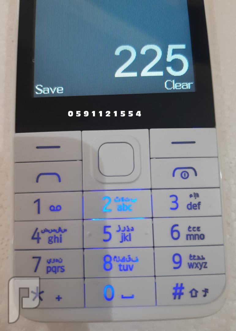 جوال نوكيا 230 Nokia شريحتين - جديد